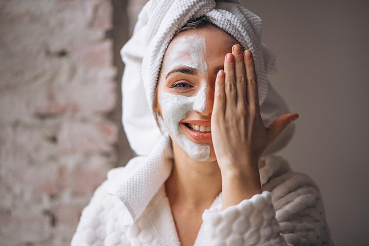 Tự làm mặt nạ cho da dầu tại nhà