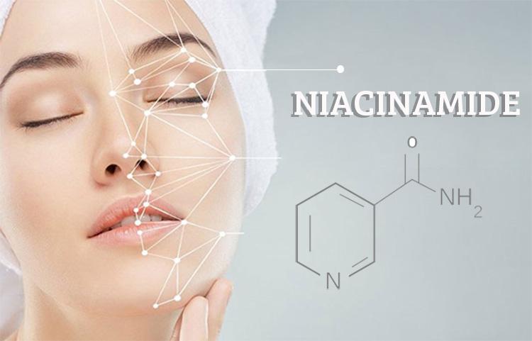 Niacinamide là một trong những dưỡng chất tốt cho da dầu