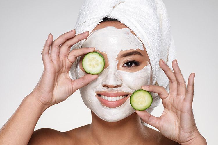 Da mặt khô không còn là nỗi ám ảnh nếu biết cách chăm sóc