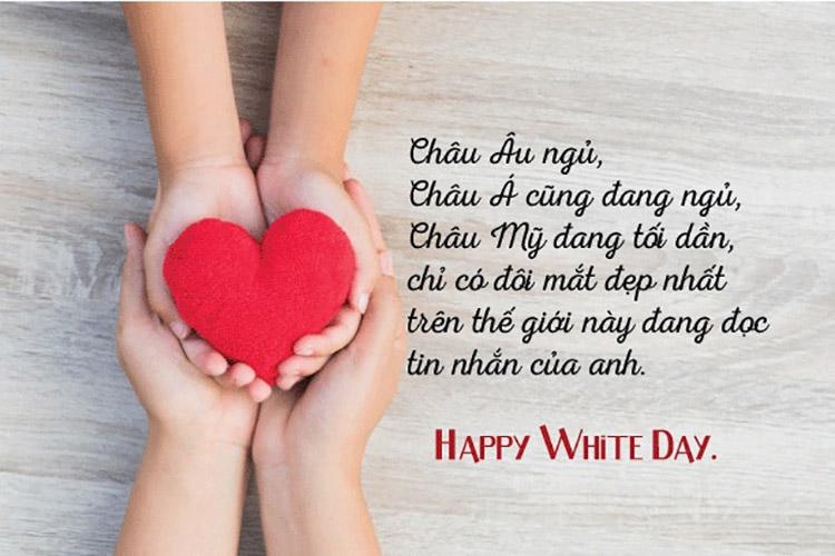 Những lời chúc valentine ngọt ngào 1